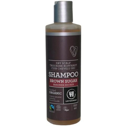 Urtekram - Brown Sugar - Shampoo - 250 ml