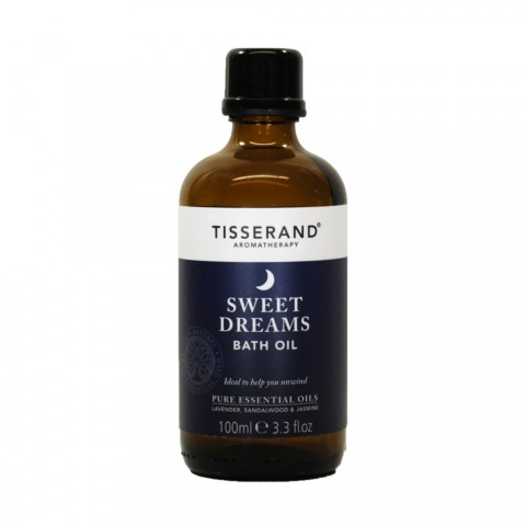 Tisserand - Sweet Dreams - Bath Oil - 100 ml