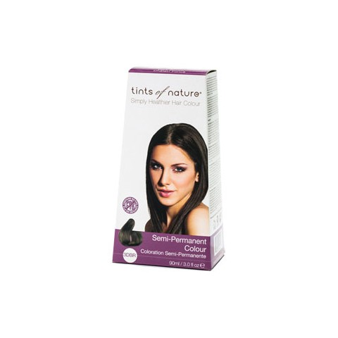 Tints of nature - Semi Permanent Hair Colour - 3DBR Dark Brown