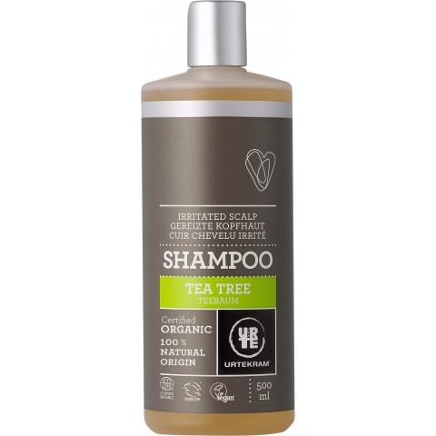 Urtekram - Tea Tree - Shampoo - 250 ml
