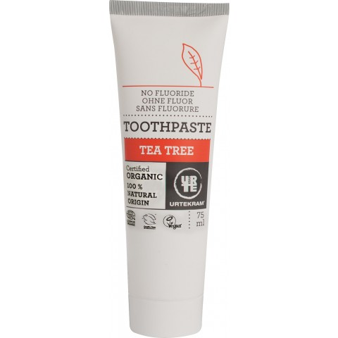 Urtekram - Tea Tree -  Toothpaste - 75 ml