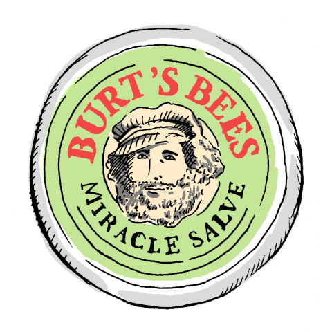 Burt's Bees - Miracle Hand & Body Salve - 55 gr