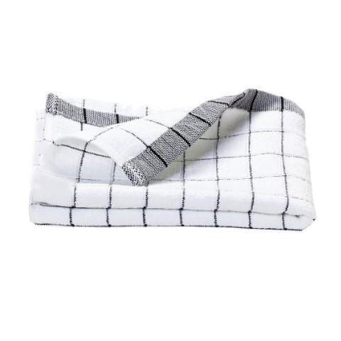 E-Cloth - Classic Check - Black