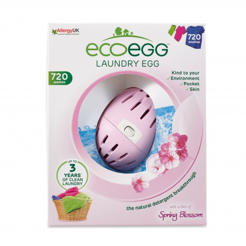 Ecoegg - Laundry Egg - 720 Washes - Spring Blossom