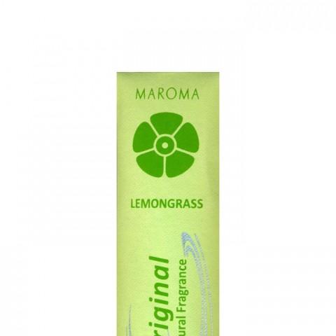 Maroma - Encens d'Auroville - Lemongrass - 10 Incense Sticks