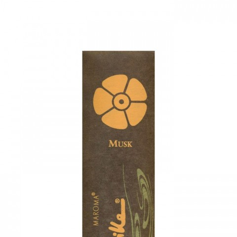 Maroma - Encens d'Auroville - Musk - 10 Incense Sticks