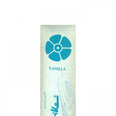 Maroma - Encens d'Auroville - Vanilla - 10 Incense Sticks