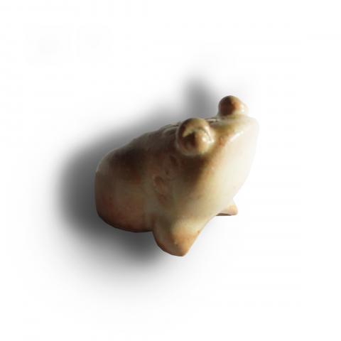Flame - Frog - Incense Stick Holder