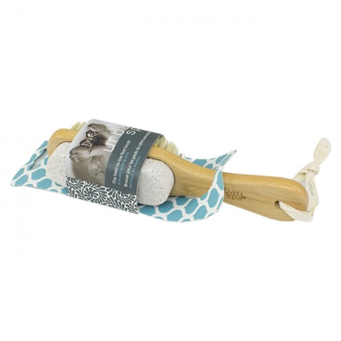 Urban Spa - The Heel-To-Toe Foot Brush