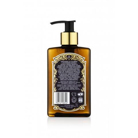 Ecosoapia - COSMOS Organic Pure Castile Soap - Hand & Body Wash - Lavender - 295 ml