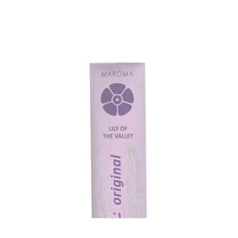 Maroma - Encens d'Auroville - Lily of the Valley - 10 Incense Sticks