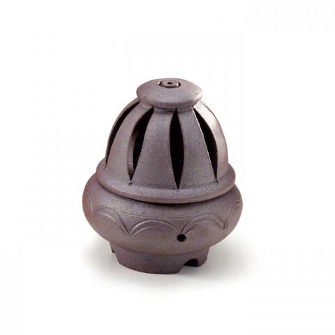 Flame - Mysore - Terracotta Incense Burner