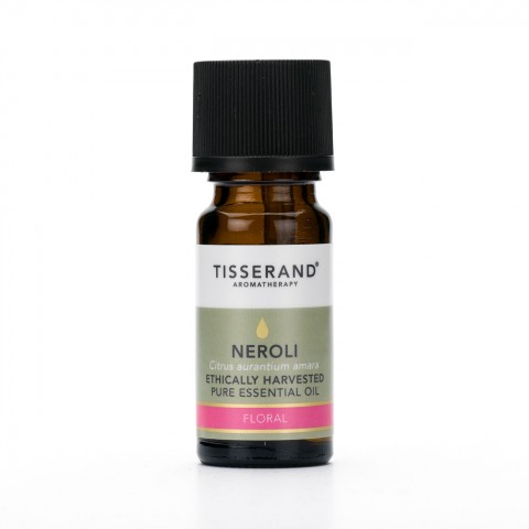 Tisserand - Ethically Harvested Pure Essential Oil - Neroli (Orange Blossom) - 9 ml