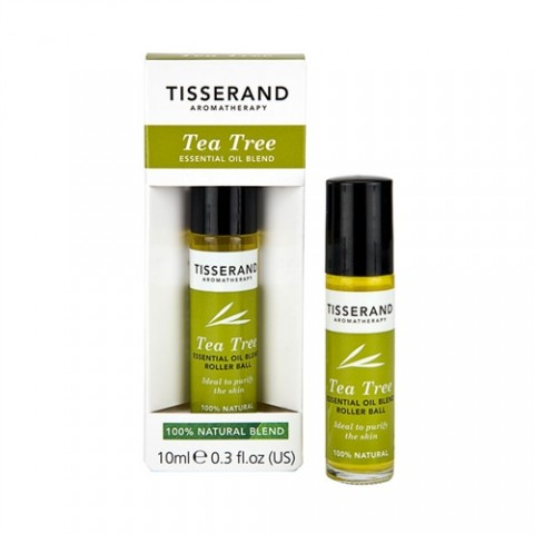 Tisserand - Tea Tree - Aromatherapy Roller Ball - 10 ml