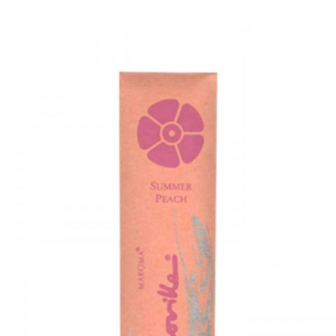 Maroma - Encens d'Auroville - Summer Peach - 10 Incense Sticks