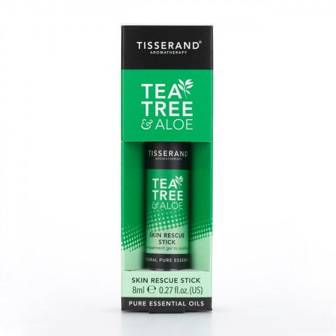 Tisserand - Tea Tree & Aloe - Skin Rescue Stick - 9 ml