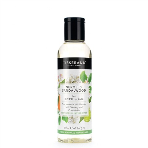 Tisserand - Neroli & Sandalwood - Bath Soak - 200 ml