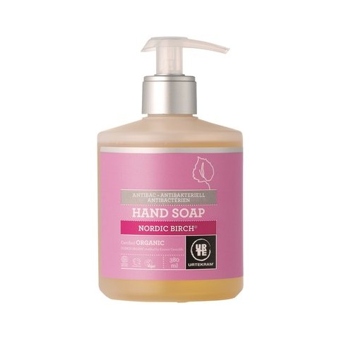 Urtekram - Nordic Birch - Antibac Liquid Hand Soap -  380 ml